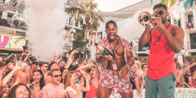 Ibiza Rocks Rudimental