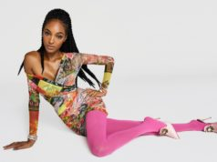 Jourdan Dunn Wonderland Magazine