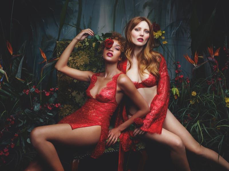 282f2c82f1e Coco De Mer's latest lingerie collection is a dream. See the ...