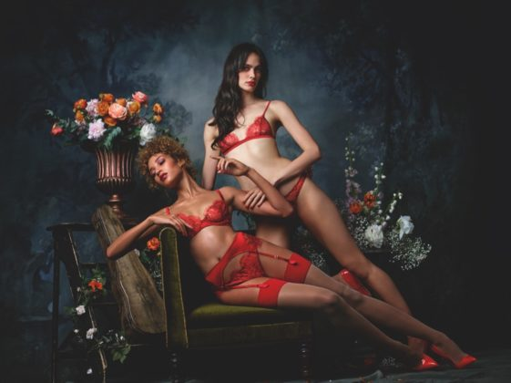 Rankin Captures Coco de Mer Steamy Spring 2019 Campaign