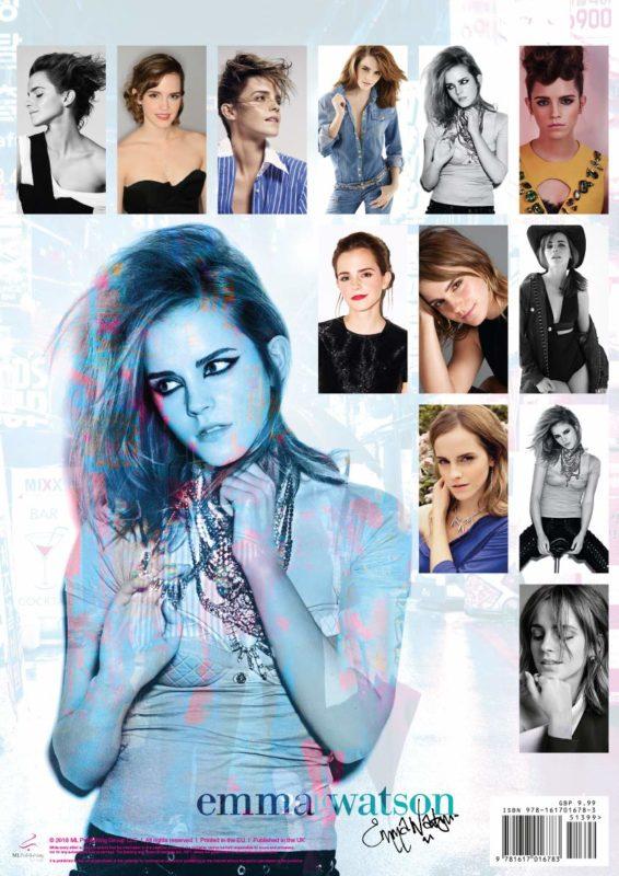 Emma Watson 2019 Calendar