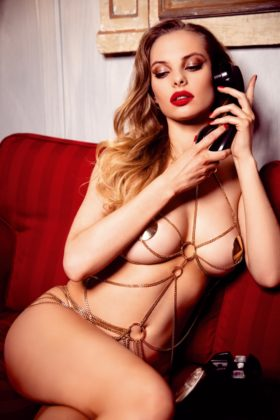 Honey Birdette London Calling campaign