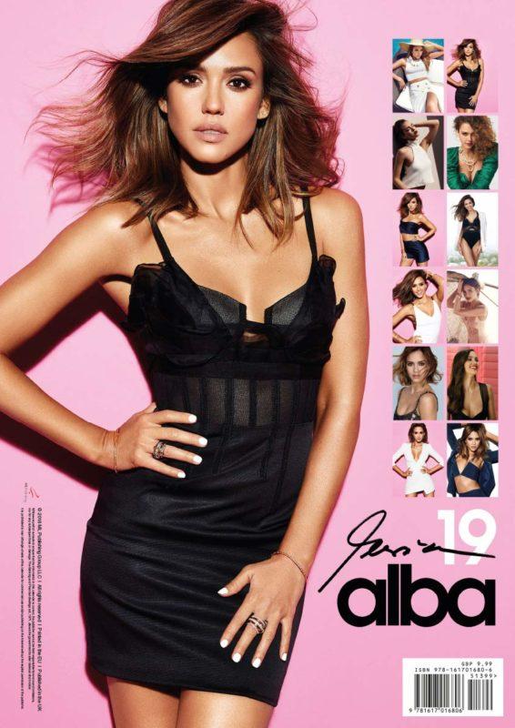 Jessica Alba 2019 Calendar