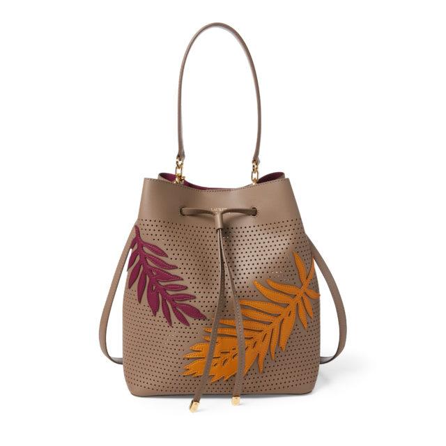 Leaf Debby Drawstring Bag