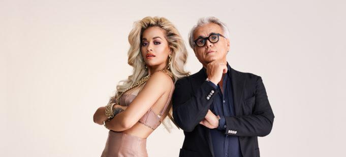 Rita Ora X Giuseppe Zanotti
