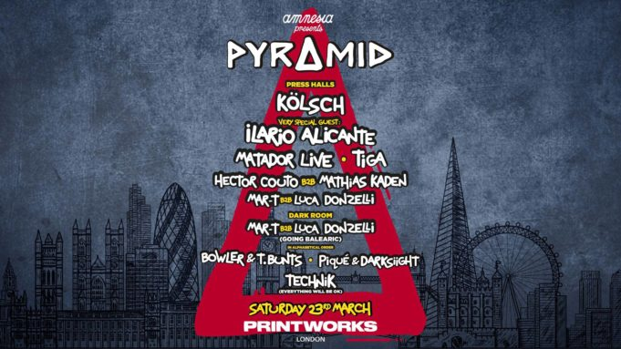 amnesia presents pyramid