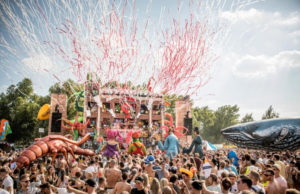 elrow town Scotland venue revealed