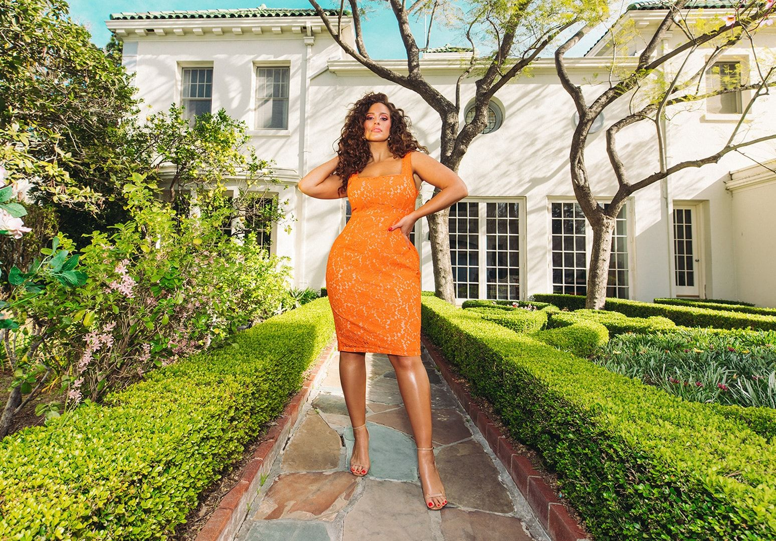 Ashley Graham Pretty Little Thing spring 2019 collection