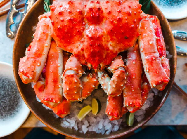 Fancy Crab brunch offer