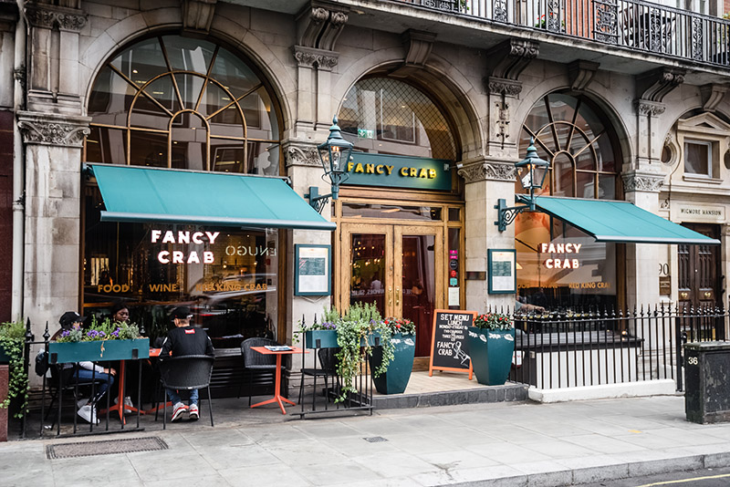 Fancy Crab London