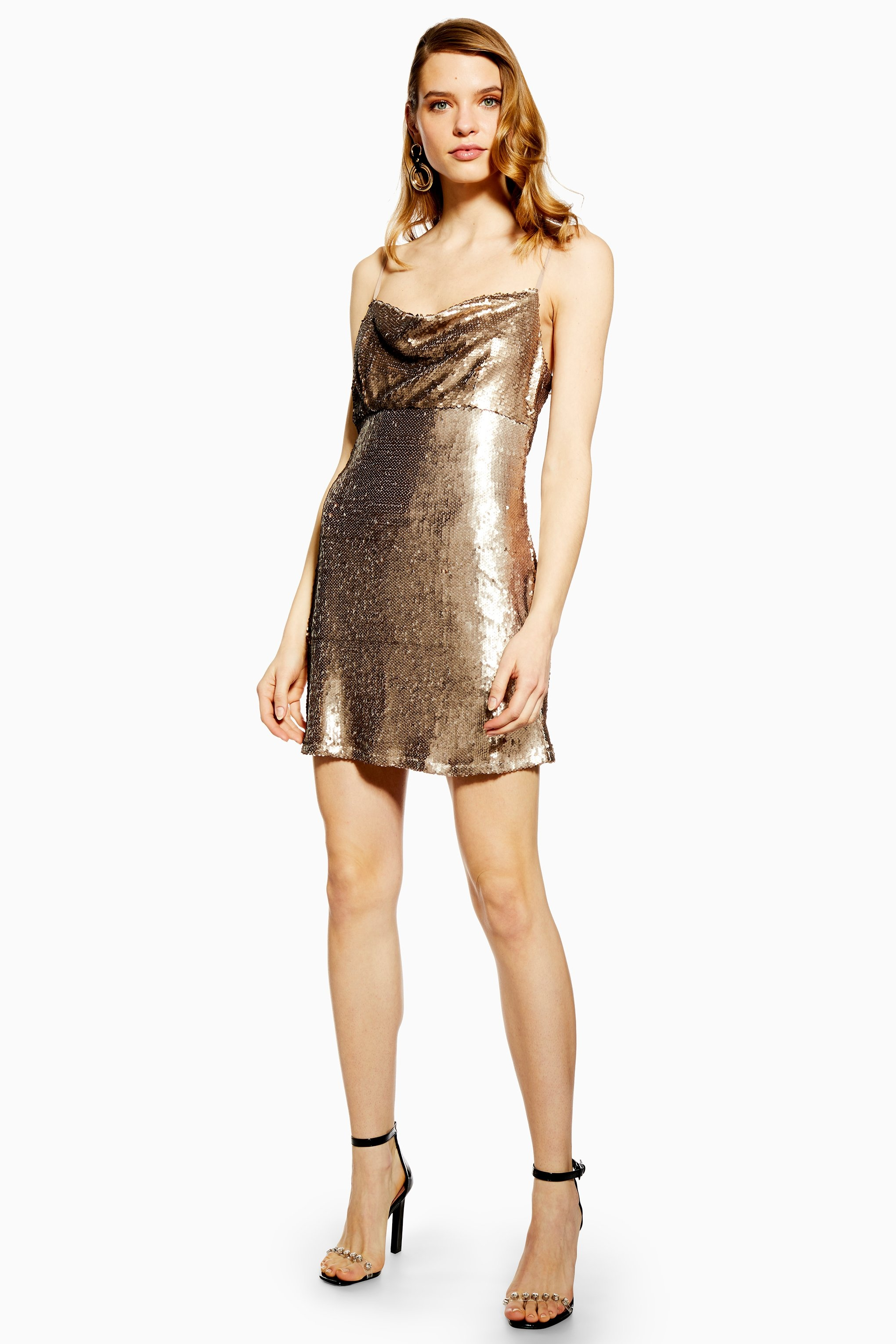 Move Closer - Champagne Morning Dress