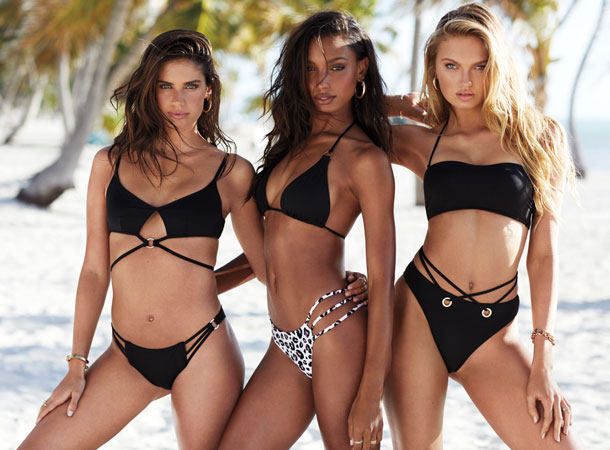 VS Swimwear 2019 - Strappy Collection