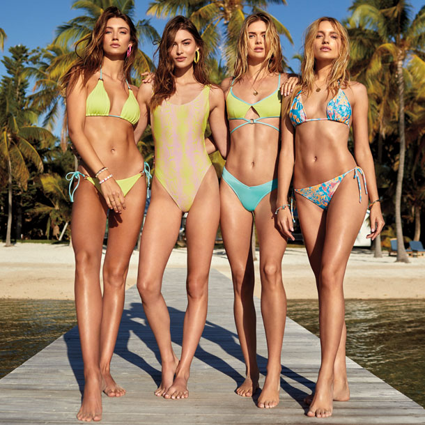 Victoria's Secret 2019 swimwear Collection