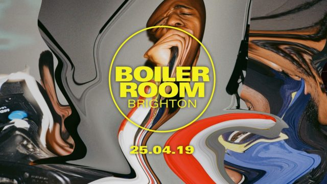Boiler Room Brighton Music Conference after party