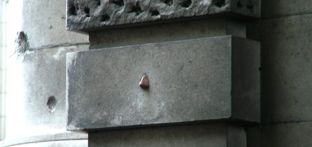 The Nose at Admiralty Arch
