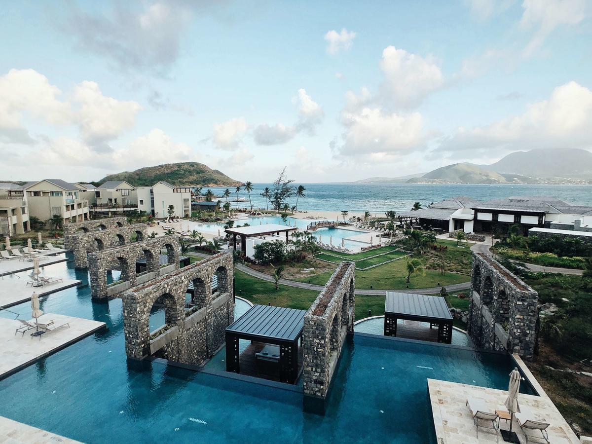 Park Hyatt Resort, St Kitts