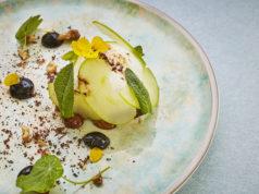 M Raw Vegetarian Dishes