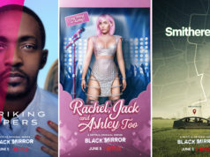 Black Mirror season 5 artwork and trailers