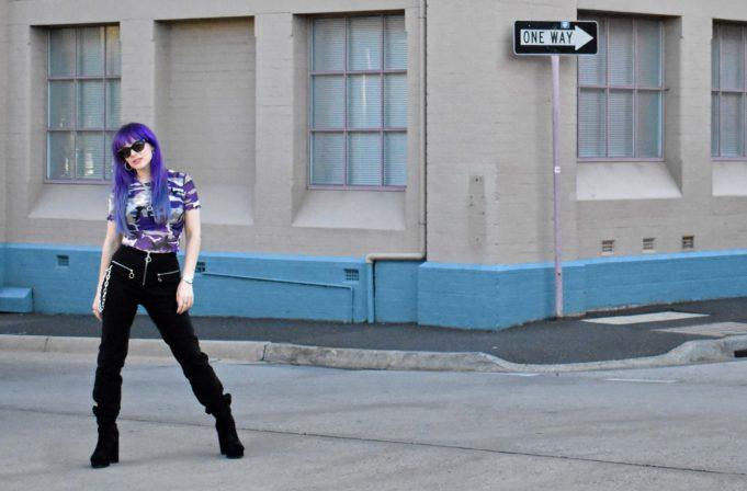 Fresh Violet music