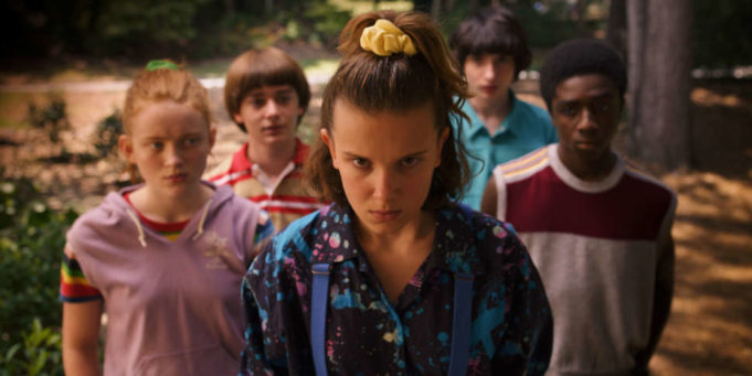 Secret Cinema presents Stranger things with netflix