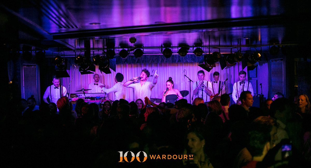 Spotlight at 100 Wardour Street