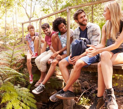 trek america students
