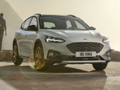 Ford Focus Active review