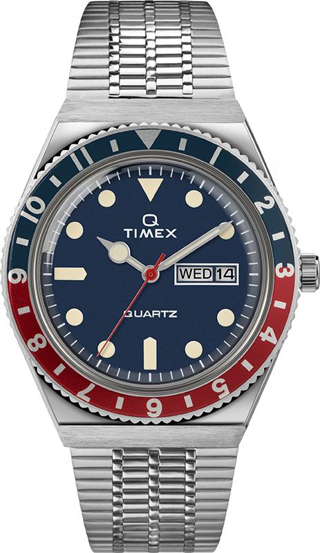 Q timex unveiled