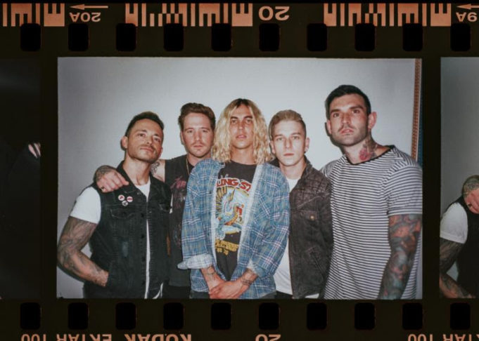 Sleeping With Sirens band picture