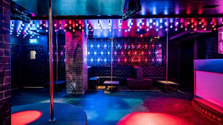 Glitterfest at Metropolis Club East London