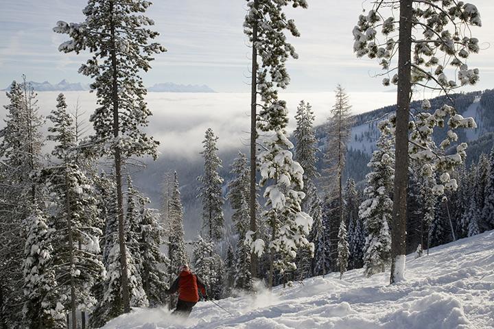 Kimberley Alpine Resort / Henry Georgi