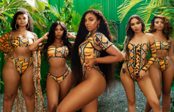PrettyLittleThing x Ashanti - The swimwear collection