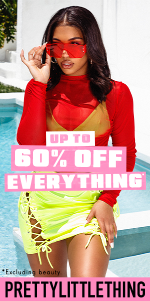 PrettyLittleThing Sale