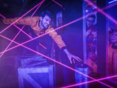 The Crystal Maze LIVE Experience family discount ticket