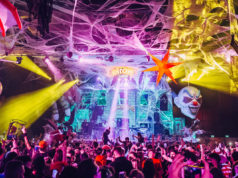 elrow horroween london