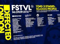 Defected Festival London 2019