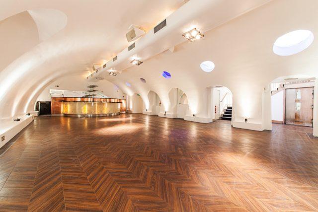 dry hire venue london
