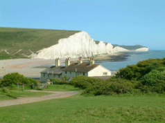Cottage at Cuckmere Haven