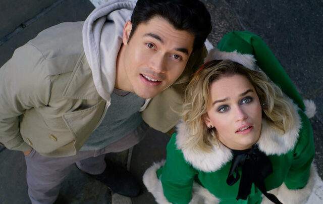 Last Christmas movie review photo of actors