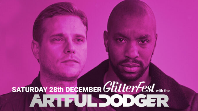 Artful Dodger at Glitterfest