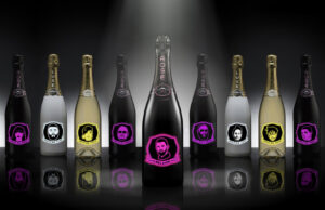 Luc Belaire launches the Tim Westwood Icon Series bottle