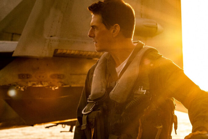 top gun maverick trailer out now