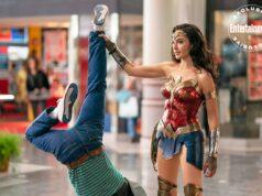 Gal Gadot Sexy Wonder Woman EW