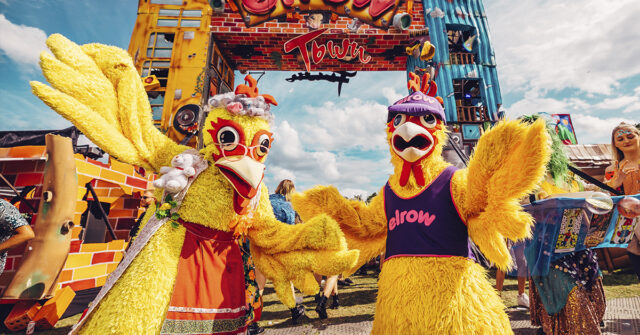 elrow town london 2020