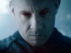 BLOODSHOT (Vin Diesel) in Columbia Pictures' BLOODSHOT.