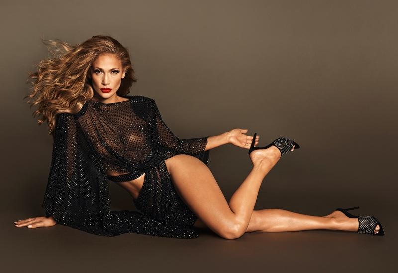 Singer Jennifer Lopez designs exclusive shoe collection for DSW