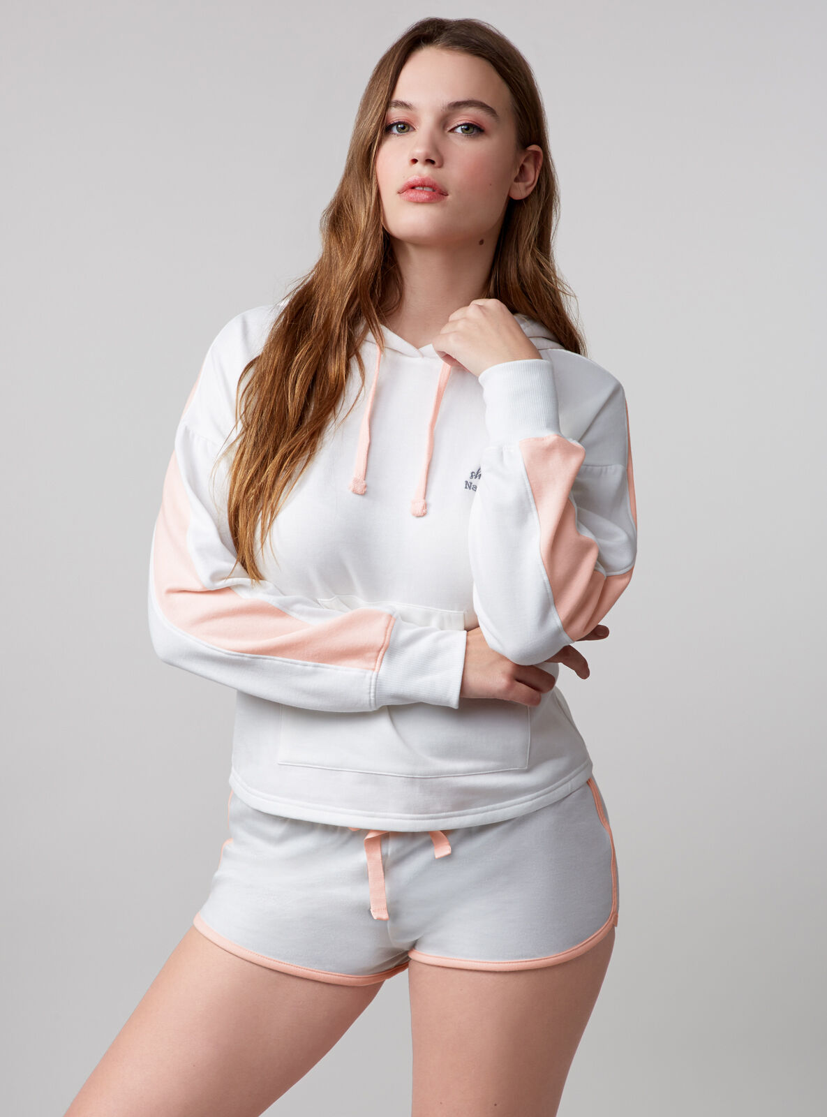 Shhhh nap time hoody and shorts set