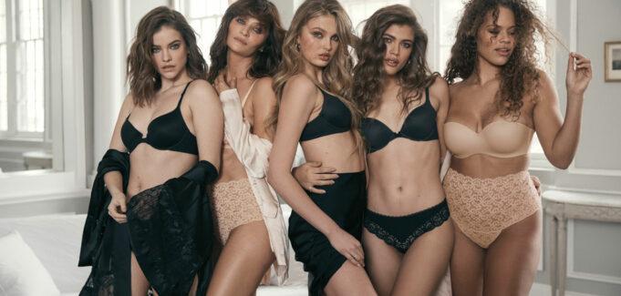 The Body by Victoria Collection – Barbara Palvin, Helena Christensen, Romee Strijd, Valentina Sampaio & Solange van Doorn