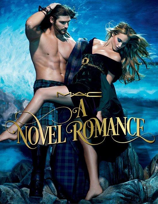 "MAC ""A Novel Romance"" collection"