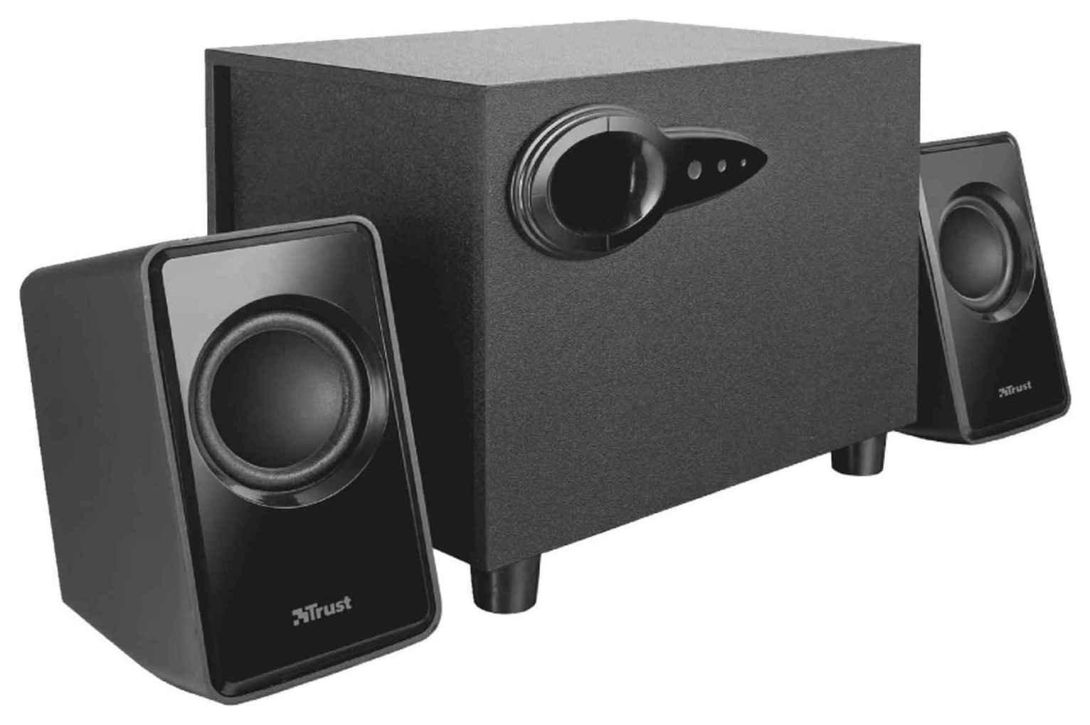 Trust Avora 2.1 PC Speaker Set with Subwoofer